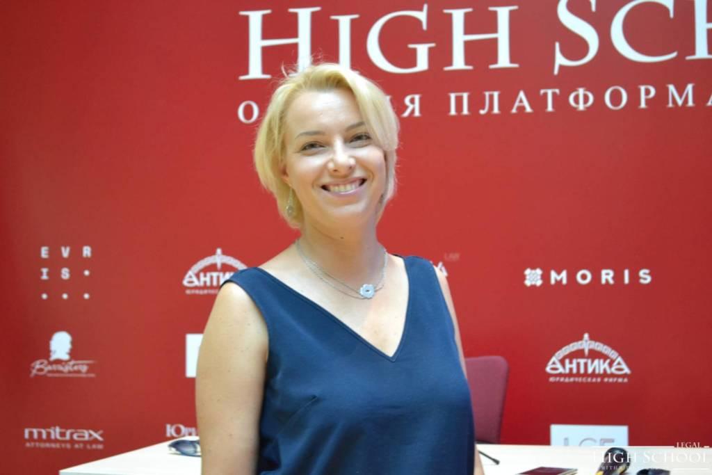«Бренд — это философия бизнеса» — Юлия Фурманова, операционный директор Юридической группы LCF, рассказала о построении бренда юридической фирмы